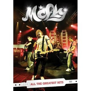 All the Greatest Hits (The DVD) - Image: Atghdvd