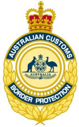 Australian Customs and Border Protection Service - Image: Australian Customs and Border Protection Service (emblem)