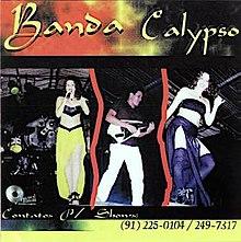 a musica disse adeus da banda calypso