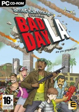 Download PC Game Bad Day L.A. IDWS img
