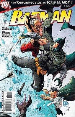 "Batman, no. 671 ""The Resurrection of Ra's al Ghul, part 4- He Who Is Master"" (The Sensei)"