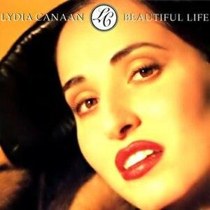 Beautiful Life (Lydia Canaan song) - Image: Beautiful Life single cover art