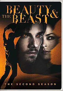 <i>Beauty & the Beast</i> (season 2) Season of television series