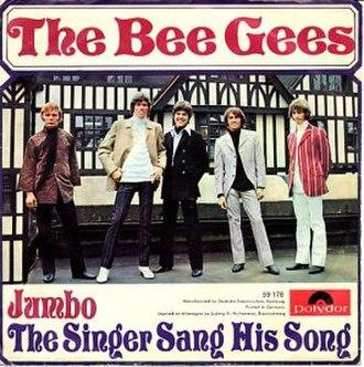 Jumbo (Bee Gees song) - Image: Bee Gees Jumbo