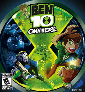 Ben 10: Omniverse (video game) - Image: Ben 10Omiverse Boxart