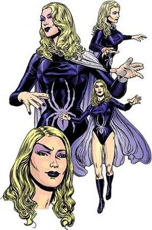 Black Widow (Claire Voyant) - Image: Black Widow