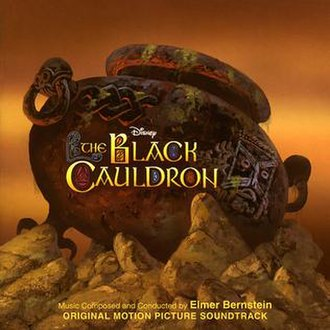 The Black Cauldron (film) - Image: Blackcauldron 2012