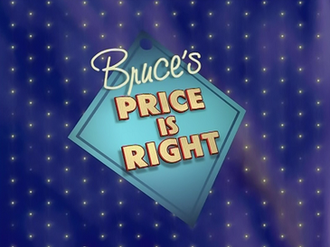 The Price Is Right (UK game show) - Logo for the Bruce Forsyth-era.