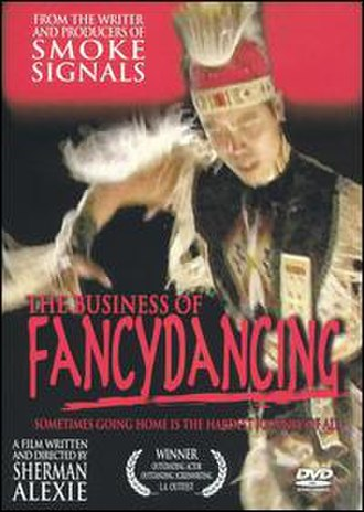 The Business of Fancydancing - DVD cover