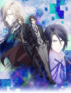 <i>Butlers: Chitose Momotose Monogatari</i> Japanese anime television series produced by Silver Link
