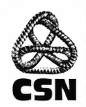 Confédération des syndicats nationaux - Image: CSN logo