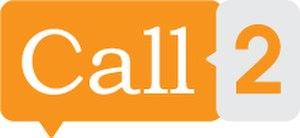 Call2.com - Image: Call 2logo