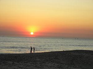 Capistrano Beach Sunset