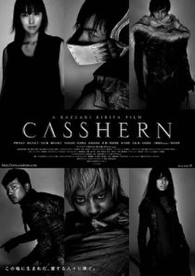 Picture of a movie: Casshern