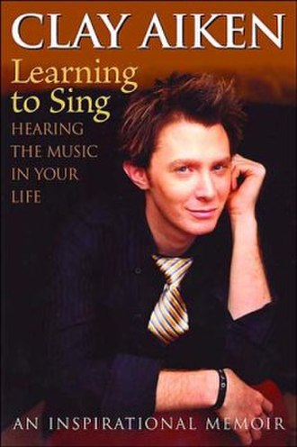 Learning to Sing - Image: Clay Aiken Learning to Sing cover