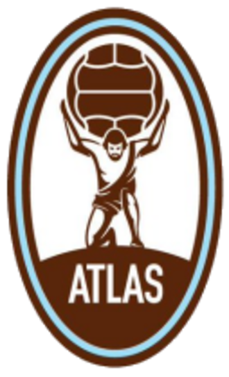 Club Atlético Atlas - Image: Club atlas arg logo