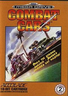 Combat Cars front case
