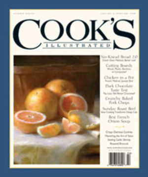 Cook's Illustrated - Cook's Illustrated, January/February 2007