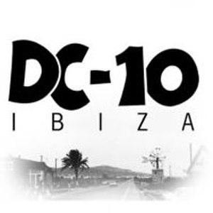 DC10 (nightclub) - Image: DC10Ibiza Logo