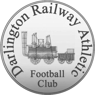 Darlington Railway Athletic F.C. - Image: Darlington Railway Athletic F.C. logo