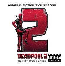 deadpool 2 soundtrack wikipedia