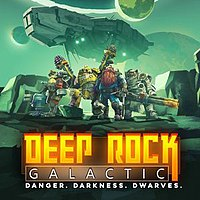 Picture of a game: Deep Rock Galactic