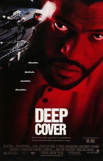 Deep Cover - Theatrical poster