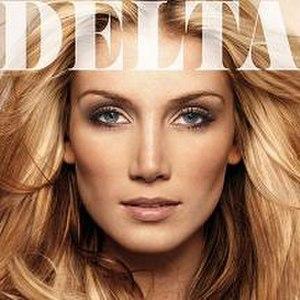 Delta (Delta Goodrem album) - Image: Delta Goodrem Delta cover