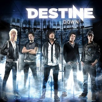 Down (Jay Sean song) - Image: Destine Down