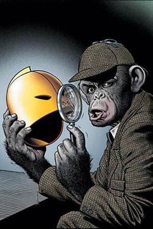 Detective Chimp - Image: Detectivechimp