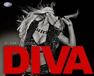 Jelena Karleuša - Tenth studio album, Diva (2012)