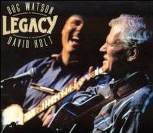 Legacy (Doc Watson album) - Image: Doc Watson Legacy