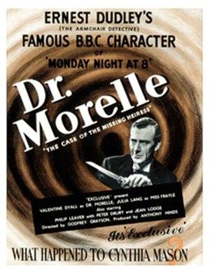 Doctor Morelle - Image: Doctor Morelle (1949 film)
