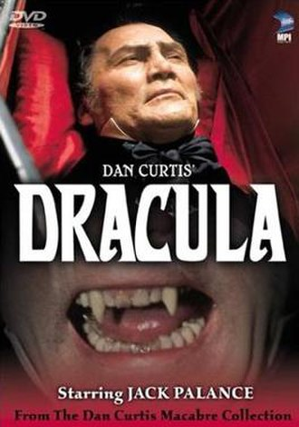 Bram Stoker's Dracula (1973 film) - DVD cover
