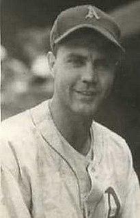 Ernie Kish American baseball player