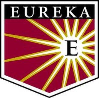 Eureka College - Image: Eureka College (logo)
