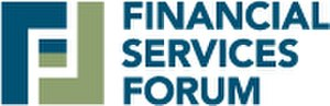Financial Services Forum - Logo of the Financial Services Forum.