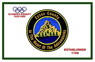 Essex County, New York - Image: Flag of Essex County, New York