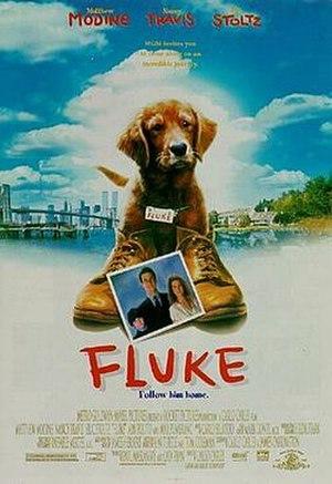 Fluke (film) - Fluke Movie Poster