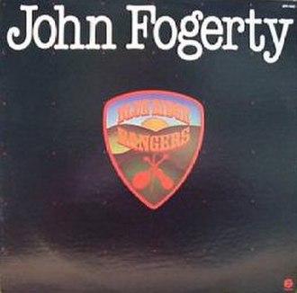 The Blue Ridge Rangers - Image: Fogertyblueridgerang ersaltcover