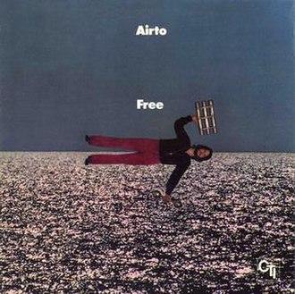 Free (Airto album) - Image: Free (Airto album)