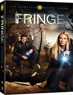 <i>Fringe</i> (season 2) season of television series