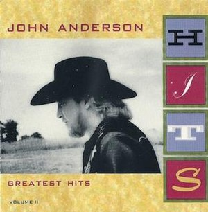 Greatest Hits Volume II (John Anderson album) - Image: G hits 2