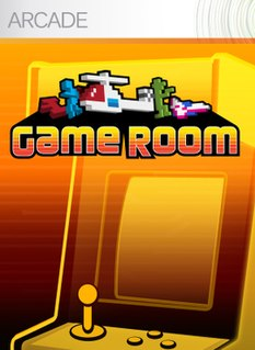 Game Room video game