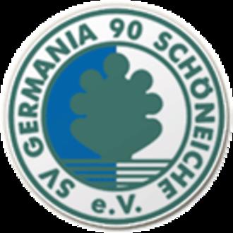 SV Germania Schöneiche - Image: Germania Schöneiche logo