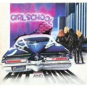 Hit and Run (Girlschool album)