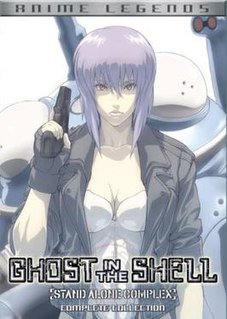 2002 anime television series based on Masamune Shirow