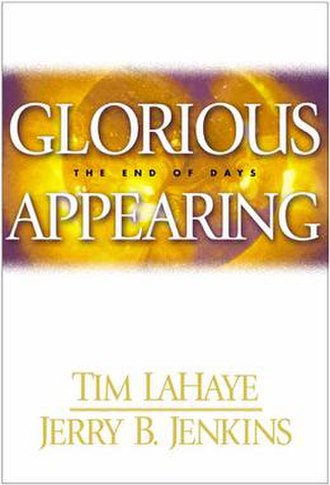 Glorious Appearing - The Hardback Cover