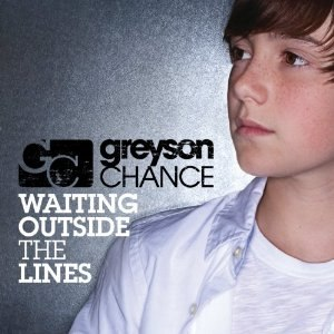 Waiting Outside the Lines - Image: Greyson Chance Waiting