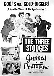 <i>Gypped in the Penthouse</i> 1955 film by Jules White